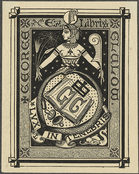 The bookplate collection