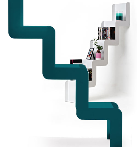 Juliette wall shelf Jean-Marc Gady