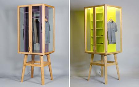 Ropero modular wardrobe