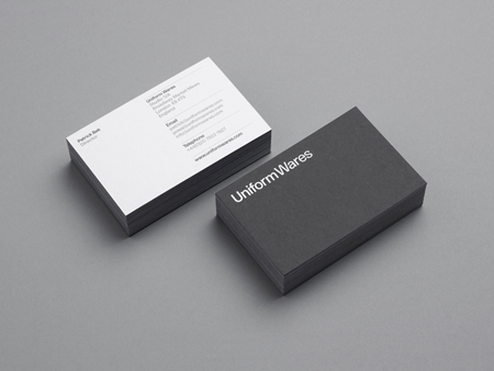 Corporate identity for UniformWares