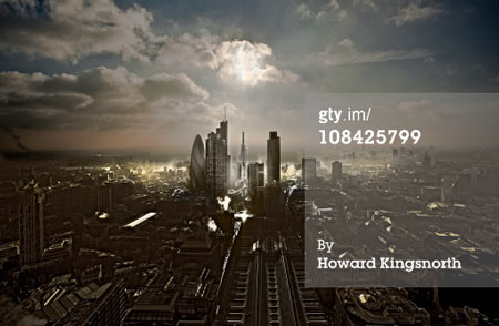 New watermarks for Getty Images