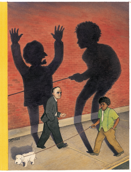 The best rejected New Yorker covers