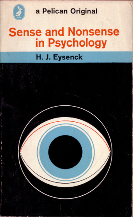 Psychology book covers by Penguin