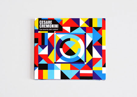 Cesare Cremonini CD Packaging