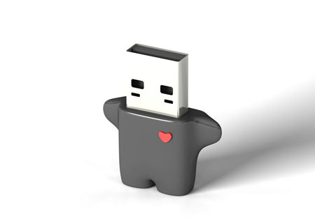 Mr. USB data stick