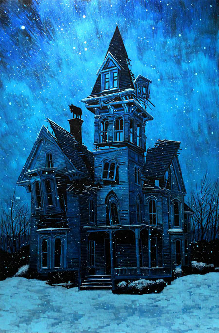 Stunning art by Daniel Danger