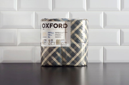 Oxford Tissue Paper packaging