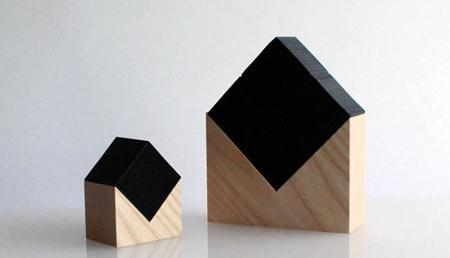 Chikuno cube house