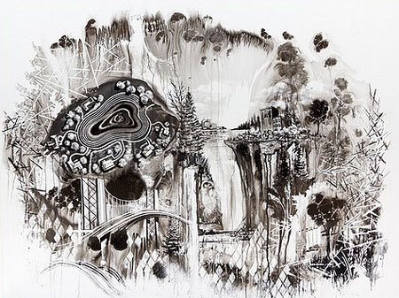 Whiteboard drawings by Gregory Euclide