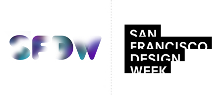 San Francisco design week rebranding