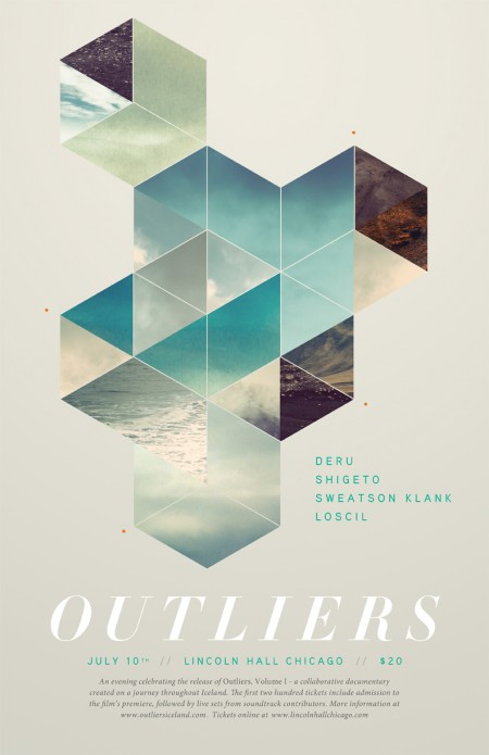 Outliers poster