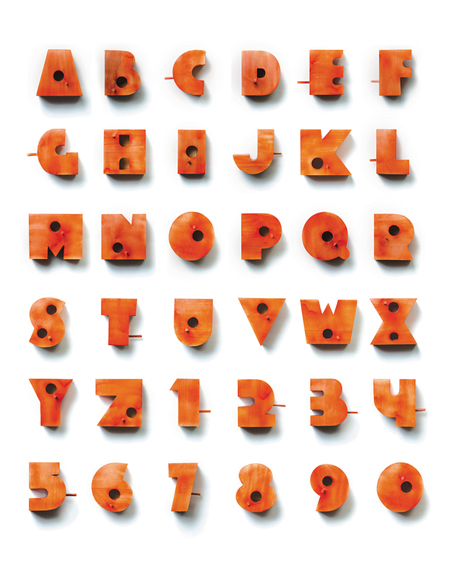 Living typography