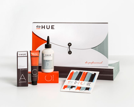 DP Hue packaging