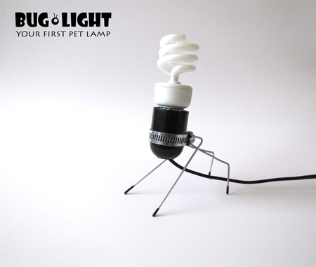 Bug lights by Omer Inbar