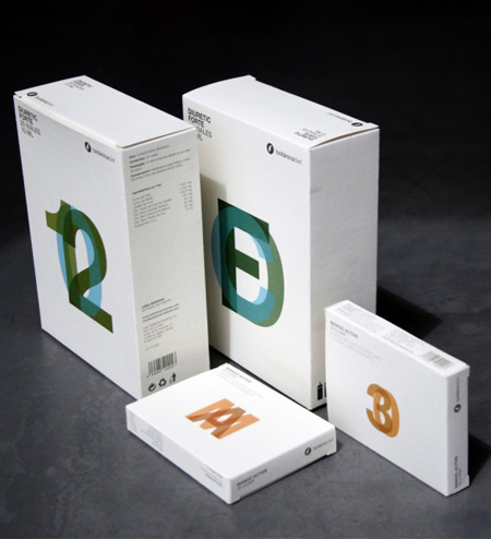 Botanicadiet packaging