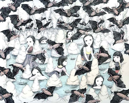 Illustrations by Sachiko Kanaizumi