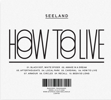 How to Live cover for Seeland
