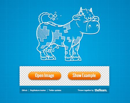 Sprite Cow: CSS sprites made easy