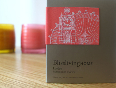 Blissliving Home packaging