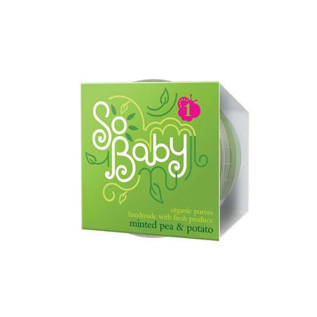 So Baby packaging
