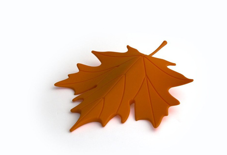 Door stopper leaf