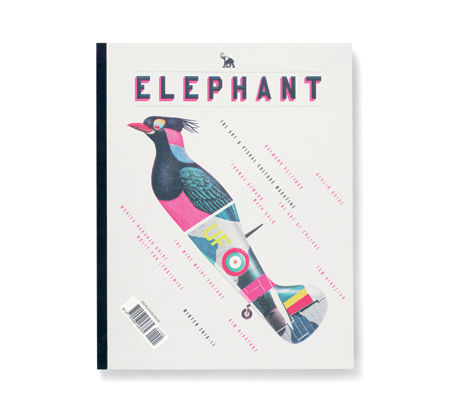 Elephant 5 magazine by Studio8