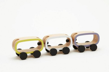 Sustainable wooden toys