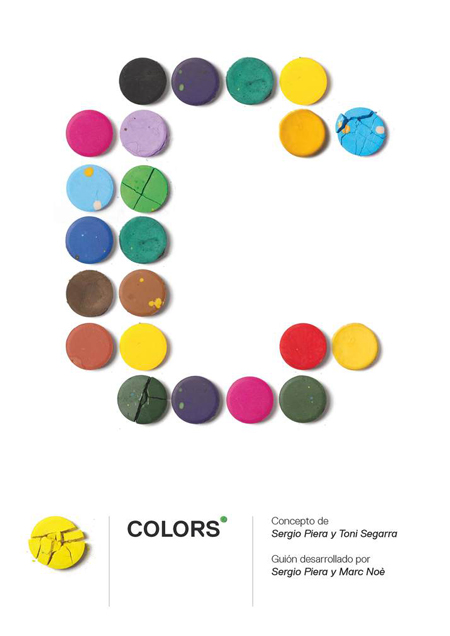 Colors posters by Lo Siento