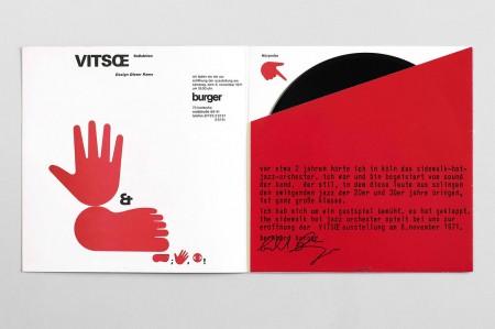 Vitsoe branding