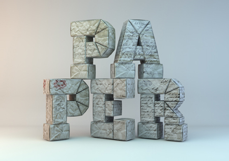 Creative typography by Txaber