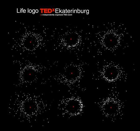 TEDxEkaterinburg Conference Identity
