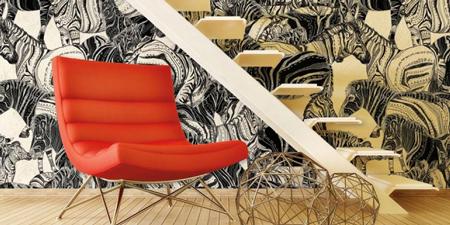 Permanent design wallpapers