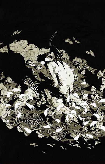 Illustrations by Julian Callos