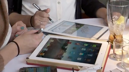 Giveaway: win a Wacom Bamboo Stylus for your tablet