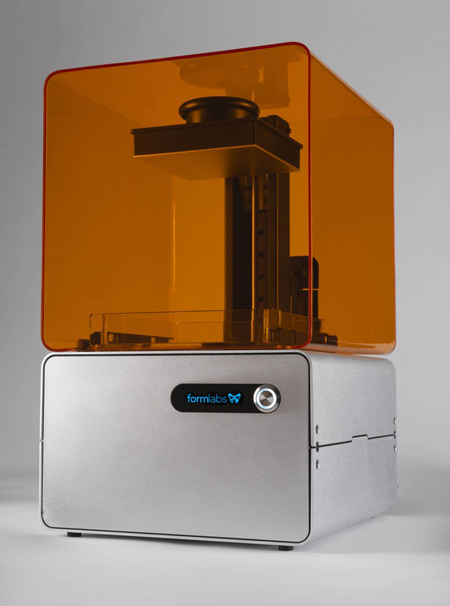 Form 1: an affordable high-resolution 3D printer