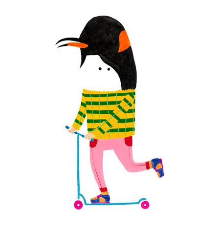 Illustrations by Alba Vilardebo