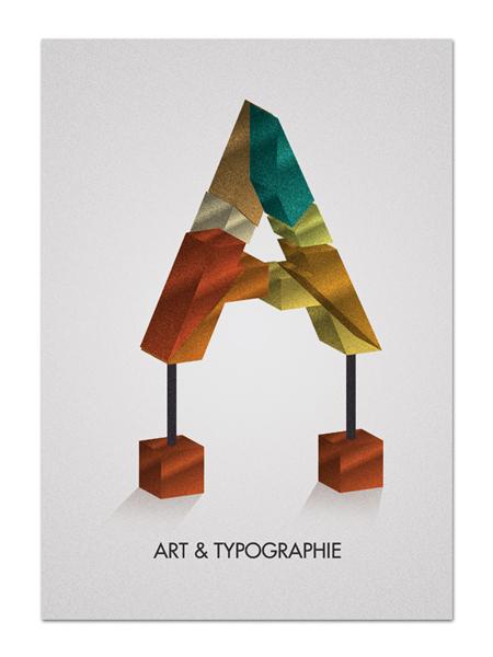 Art & Typography posters
