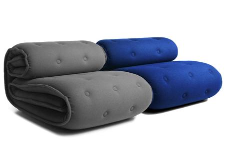 Roulade sofa