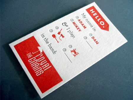 10 creative and unique business card designs - Designer Daily ...