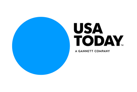 Colorful rebranding for USA Today