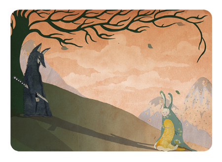 Illustrations by Sarah Dennis