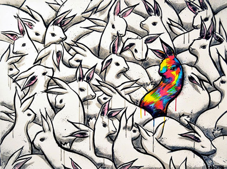 Max Neutra's bunnies