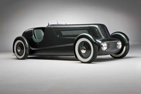 Edsel Bryant Ford's 1934 Model 40