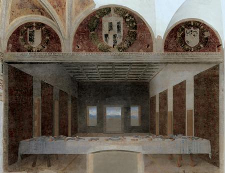 Abandoned paintings by Bence Hajdu