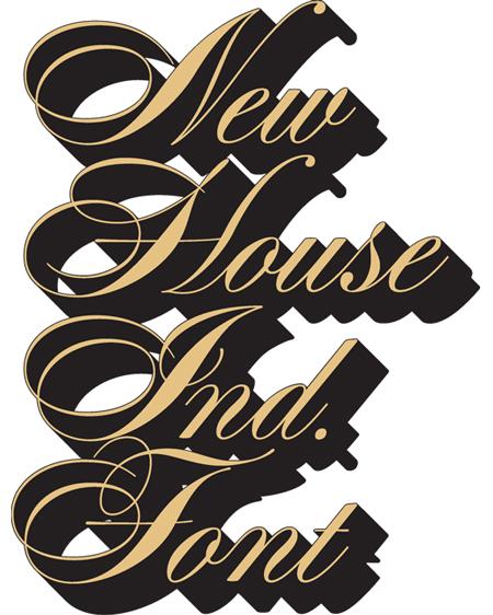 Typographic cartouches