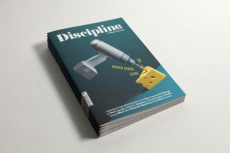 Discipline magazine