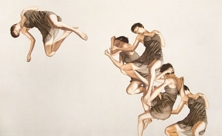 Moving bodies by Leah Yerpe