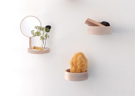 Balcon collection by Inga Sempé for Moustache