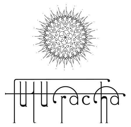 Free font: Futuracha