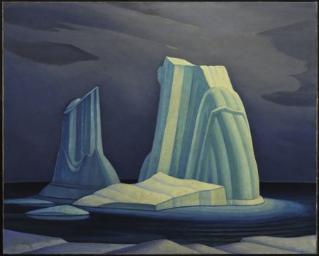 Art by Lawren Harris